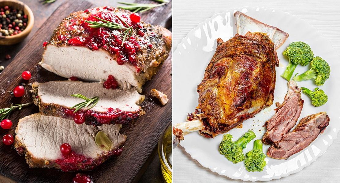 Что приготовить из свинины: ТОП-10 рецептов