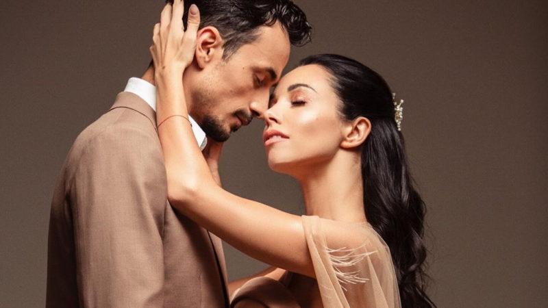 Катерина Кухар рассказала о первом свидании с будущим супругом