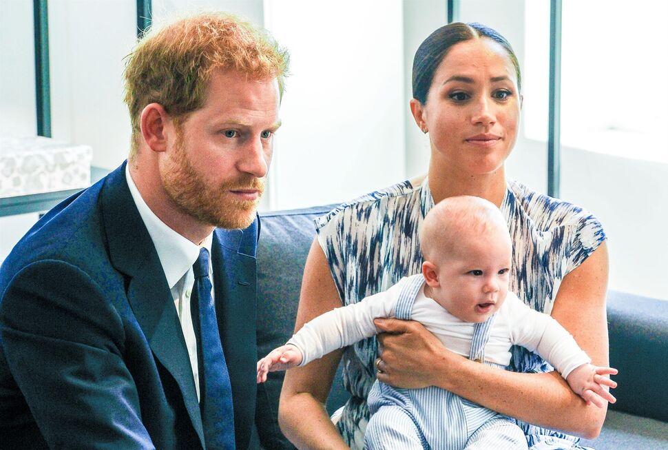 меган и гарри отделились от королевской семьи