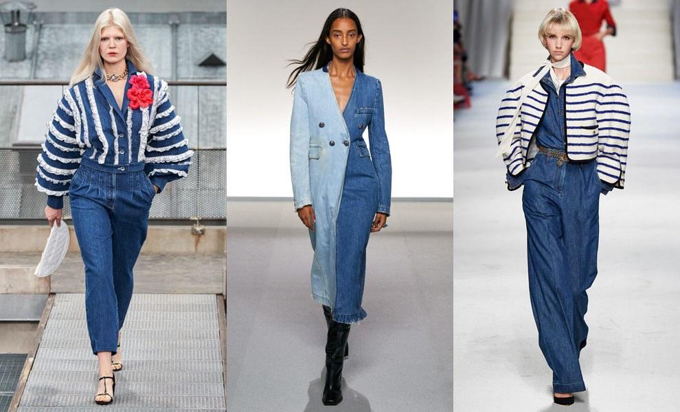 модные тренды на весну 2020