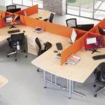 Офисные перегородки: как сделать офис комфортным для сотрудников