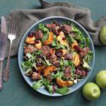 Теплые салаты: ТОП-5 рецептов