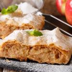 Яблочный штрудель: рецепт традиционного венского десерта