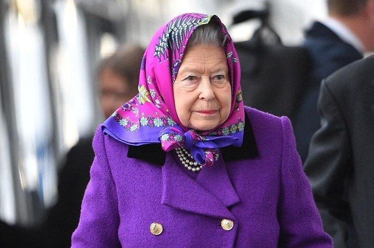 заявление королевы о меган и гарри