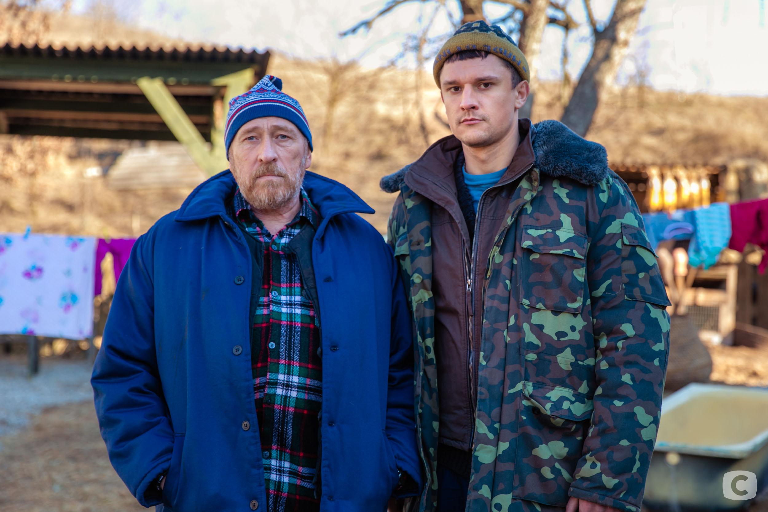 Виктор Жданов и Тарас Цымбалюк