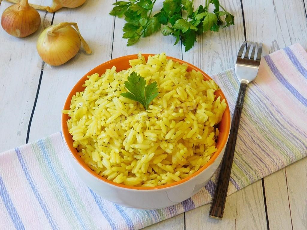 блюда из риса в мультиварке