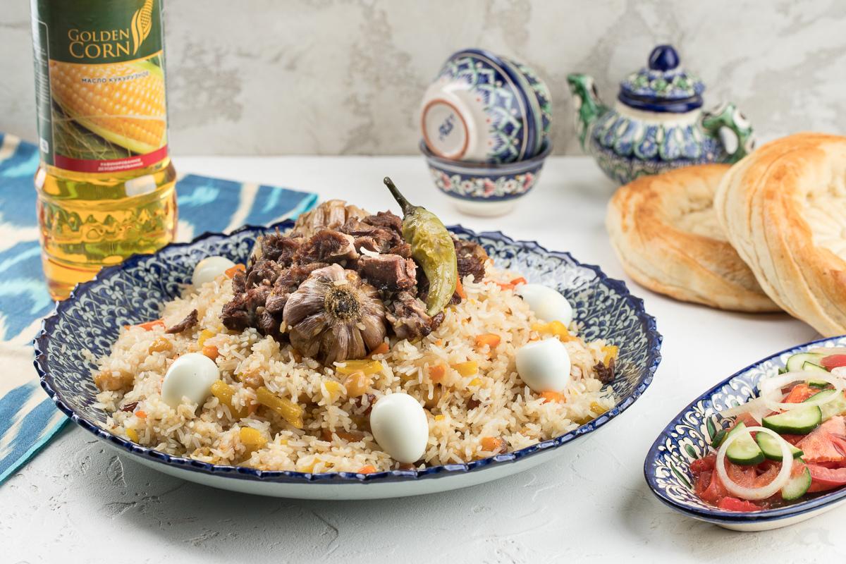 блюда с рисом рецепты