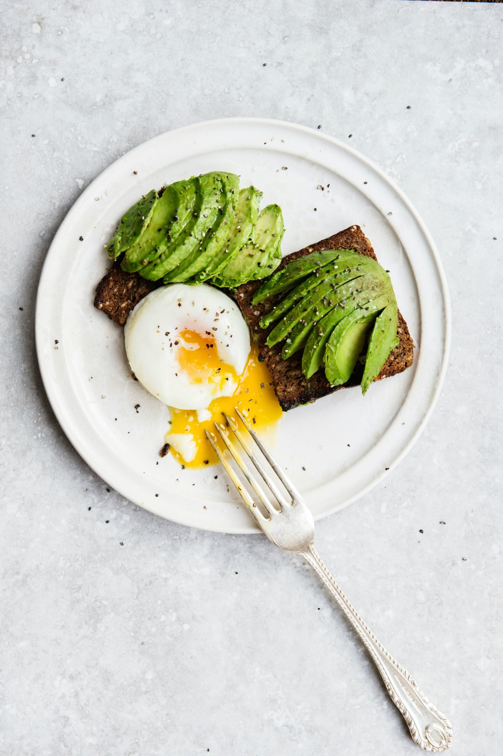 полезный завтрак с фото