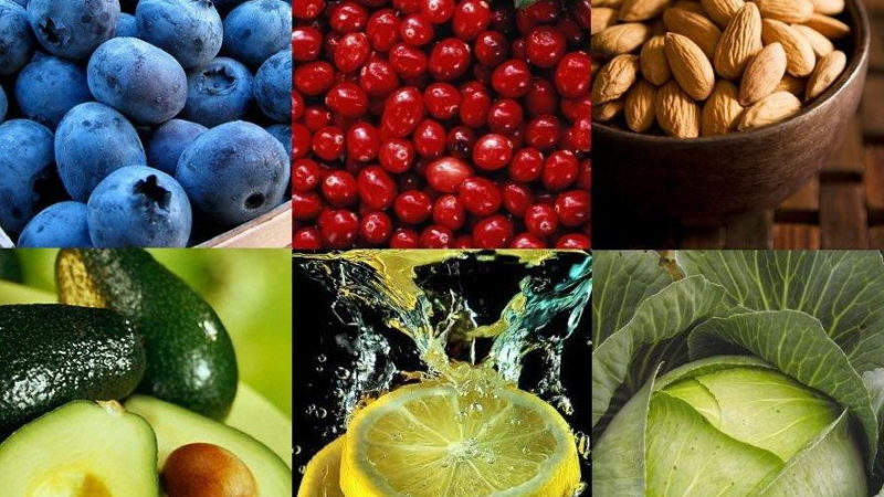 10 продуктов, которые помогут почистить сосуды