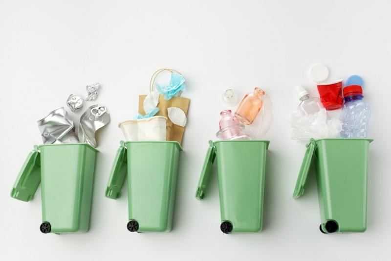 как сортировать мусор дома