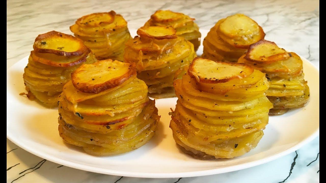 картофель что приготовить