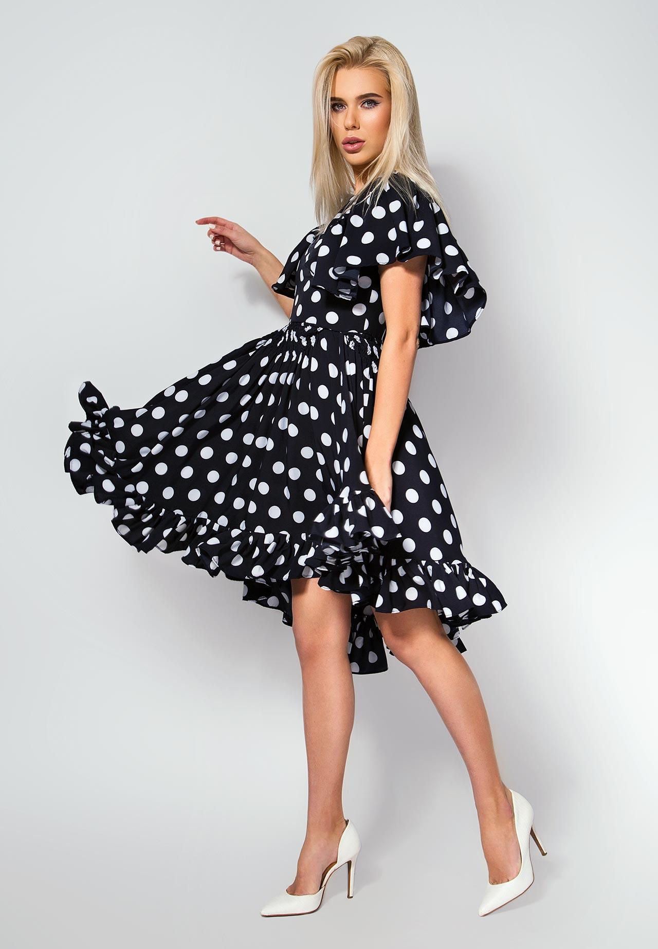 модные платья на весну 2020