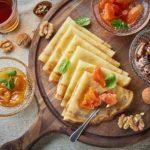 Блины на Масленицу: фирменный рецепт от победительницы «Топ-модели по-украински»