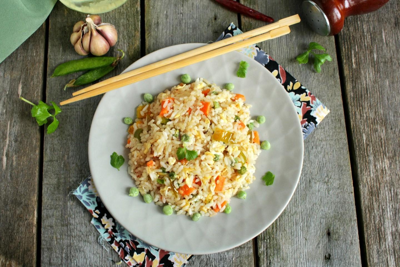 рис с курицей рецепт