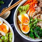 Рамэн: классический рецепт японского супа
