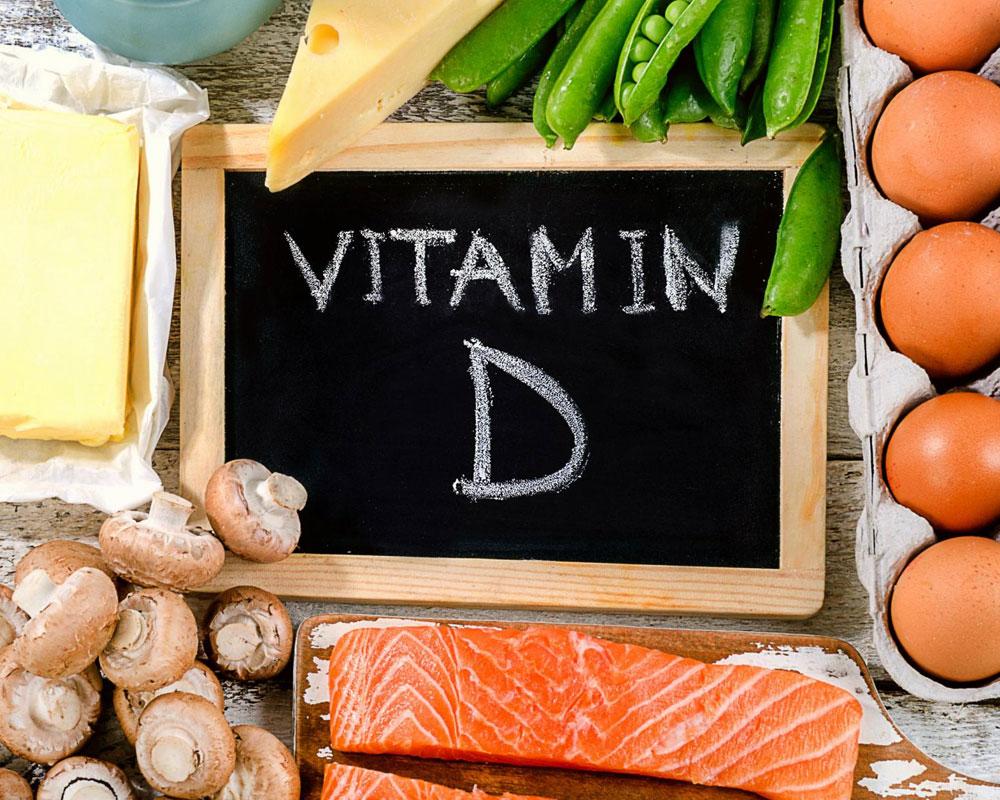 витамин д в каких продуктах