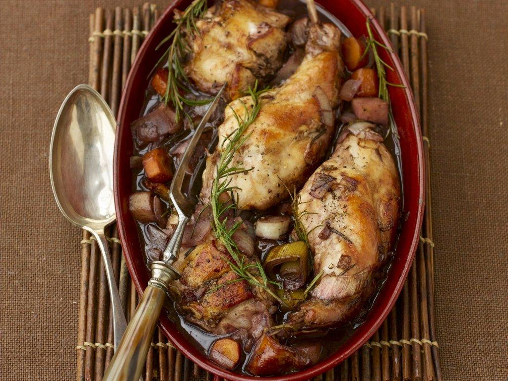 второе блюдо курица фото