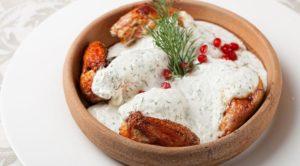 вторые блюда из курицы рецепты с фото