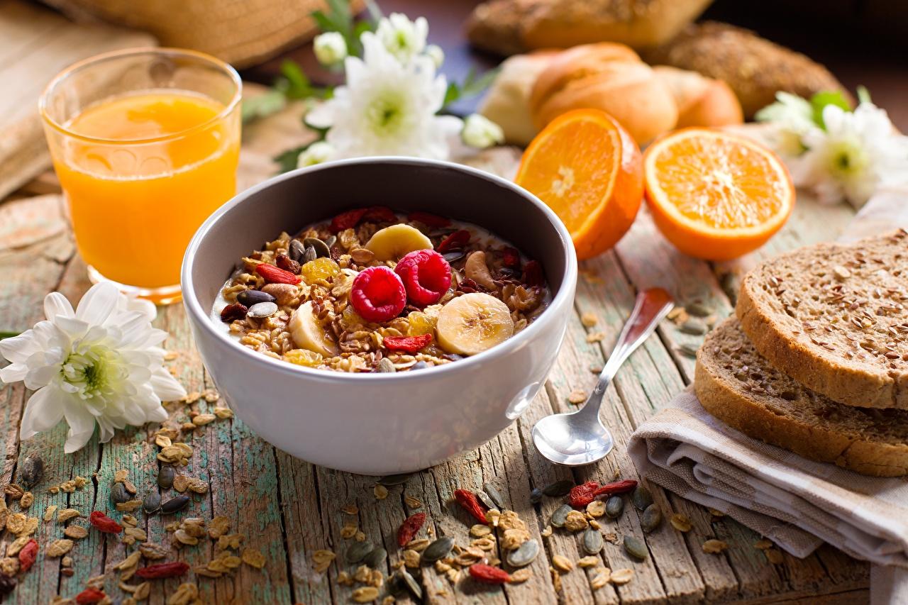 завтрак фото