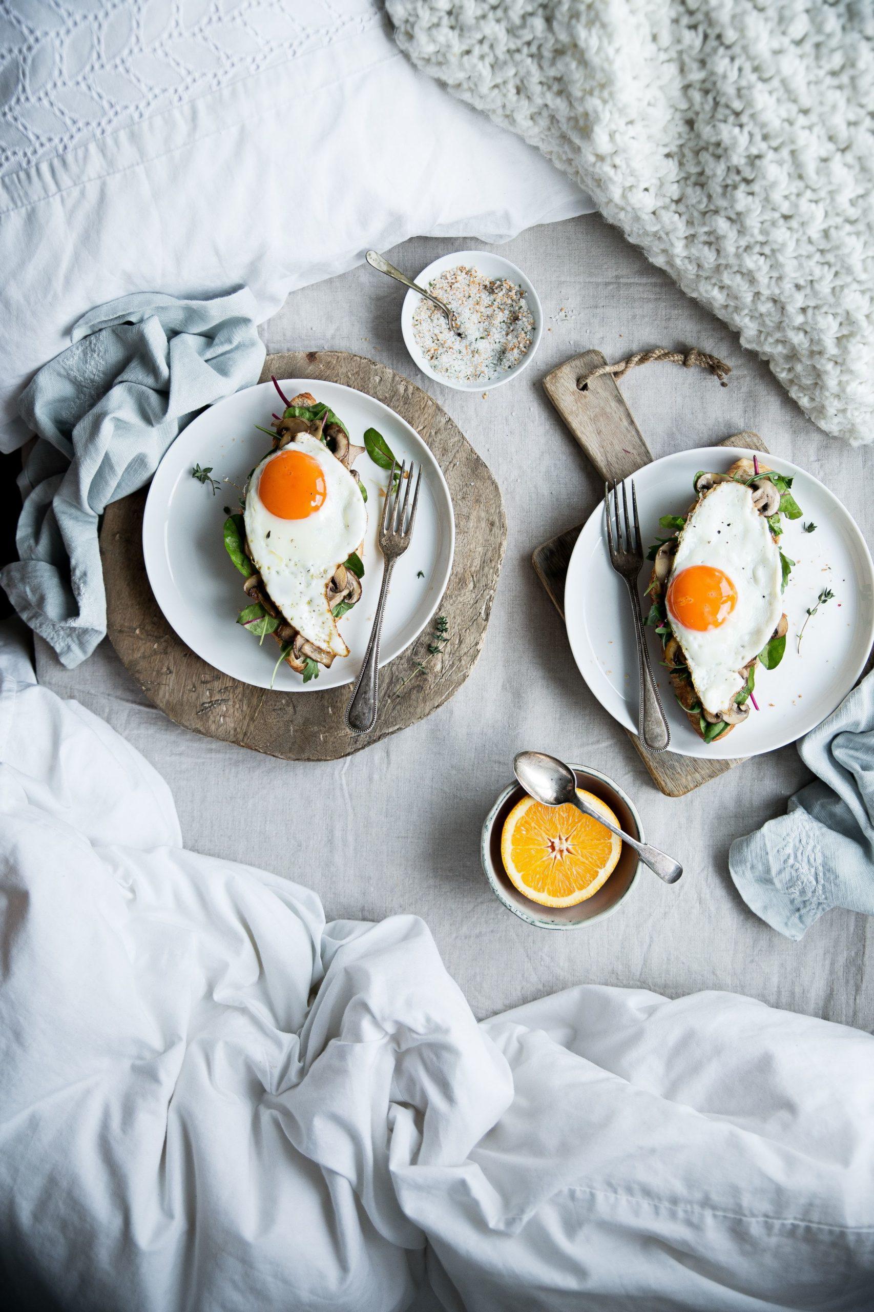 завтрак с пользой фото
