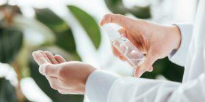 антисептик для рук в домашних условиях