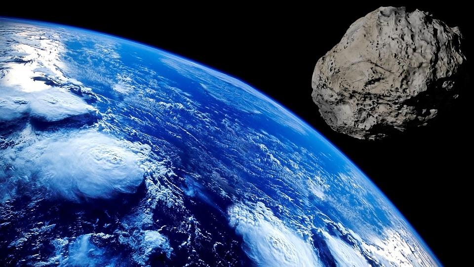 К Земле приближается астероид: сообщение NASA