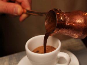 как правильно сварить вкусный кофе в турке