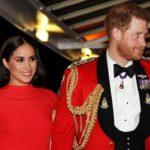 Меган Маркл и принц Гарри попрощались с  поклонниками в Инстаграм