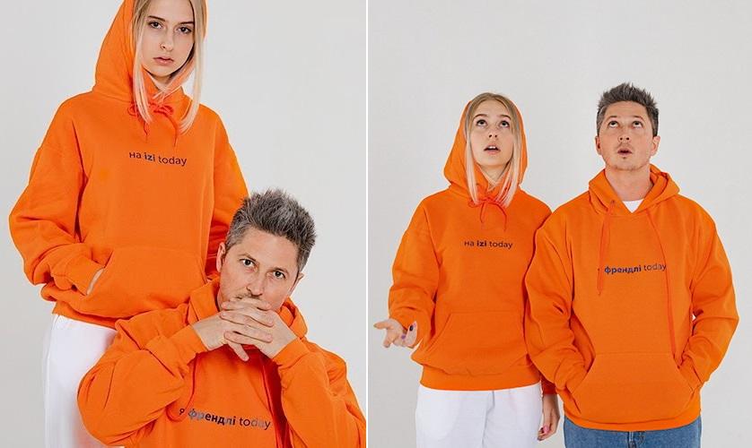«А какой ты сегодня?»: Александр Педан с дочкой выпустил коллекцию одежды