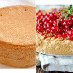 Правильный бисквит: рецепт, который получается у всех