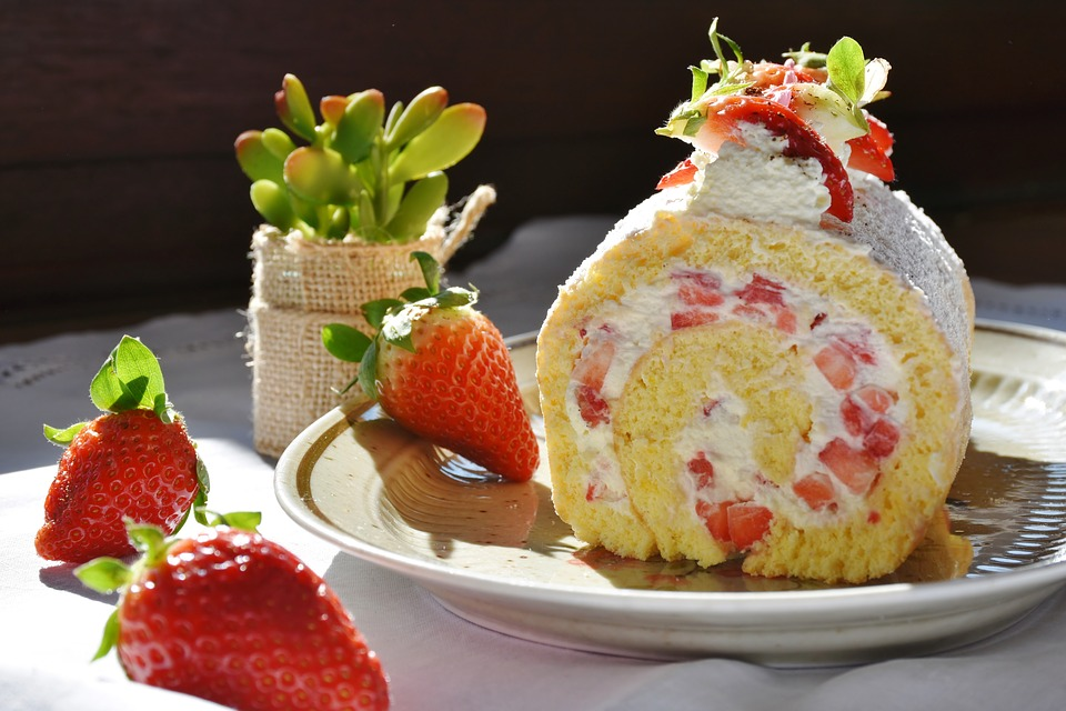 рецепт домашнего бисквита в духовке