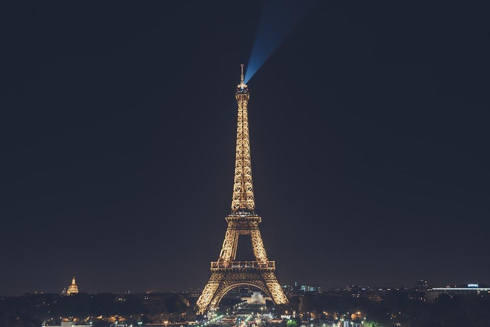 высота эйфелевой башни в париже