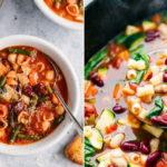 Минестроне: как приготовить итальянский суп с овощами – рецепт Юлии Панковой