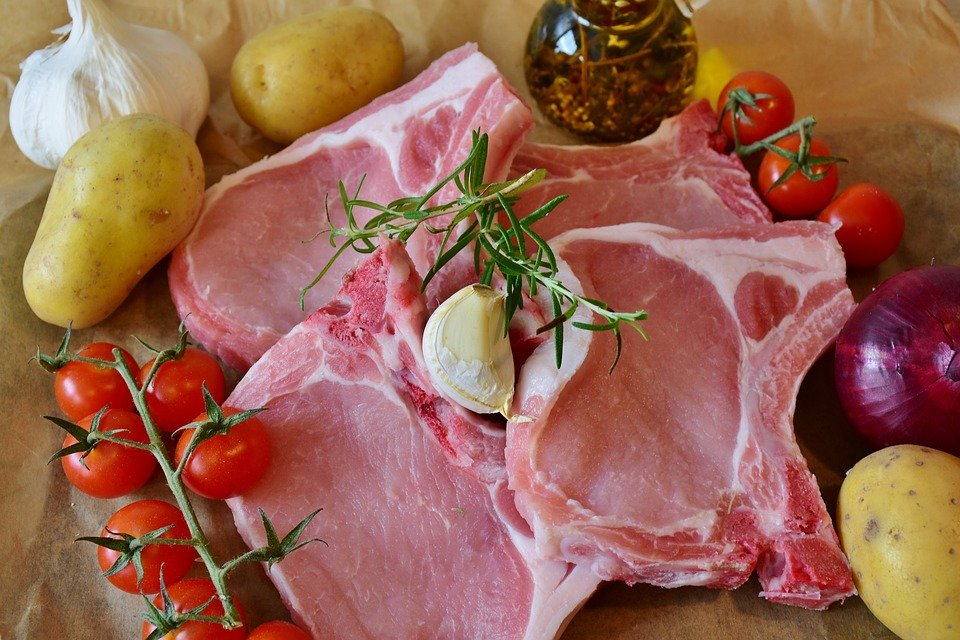 мясо свинины выбрать