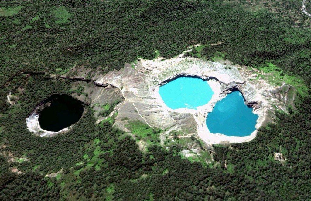 самое красивое горное озеро