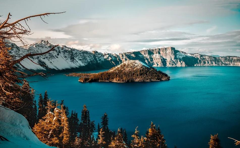 самые красивые реки озера