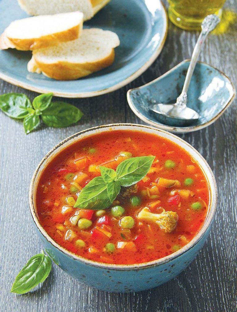 суп минестроне классический рецепт