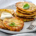 Оладьи из кабачков на завтрак: рецепт от «Супермодели по-украински»