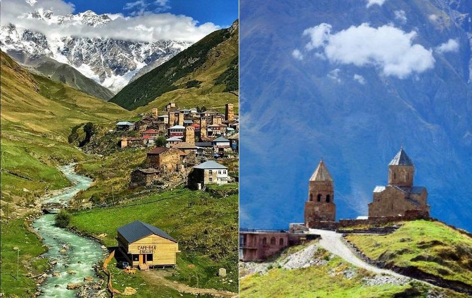 Что посмотреть в Грузии: советы туристам