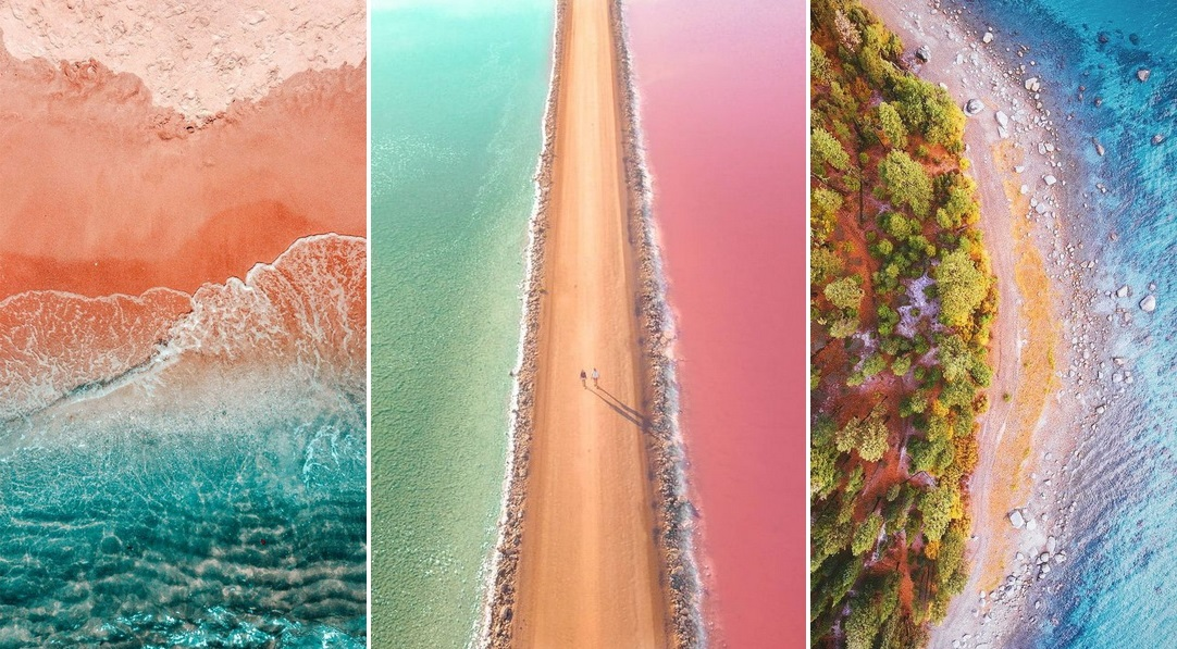 10 самых красивых пляжей мира, которые надо посетить в 2021 году
