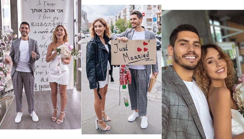 Это любовь: Никита Добрынин и Даша Квиткова рассказали, как готовятся к свадебному торжеству