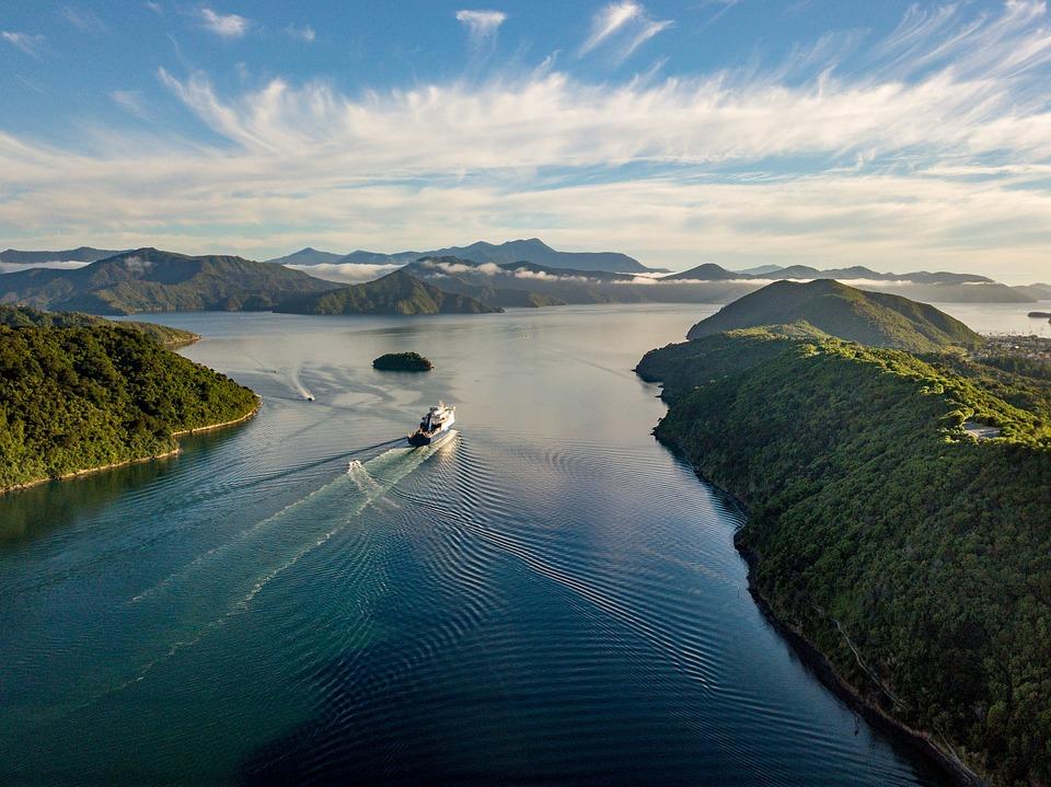 новая зеландия фото
