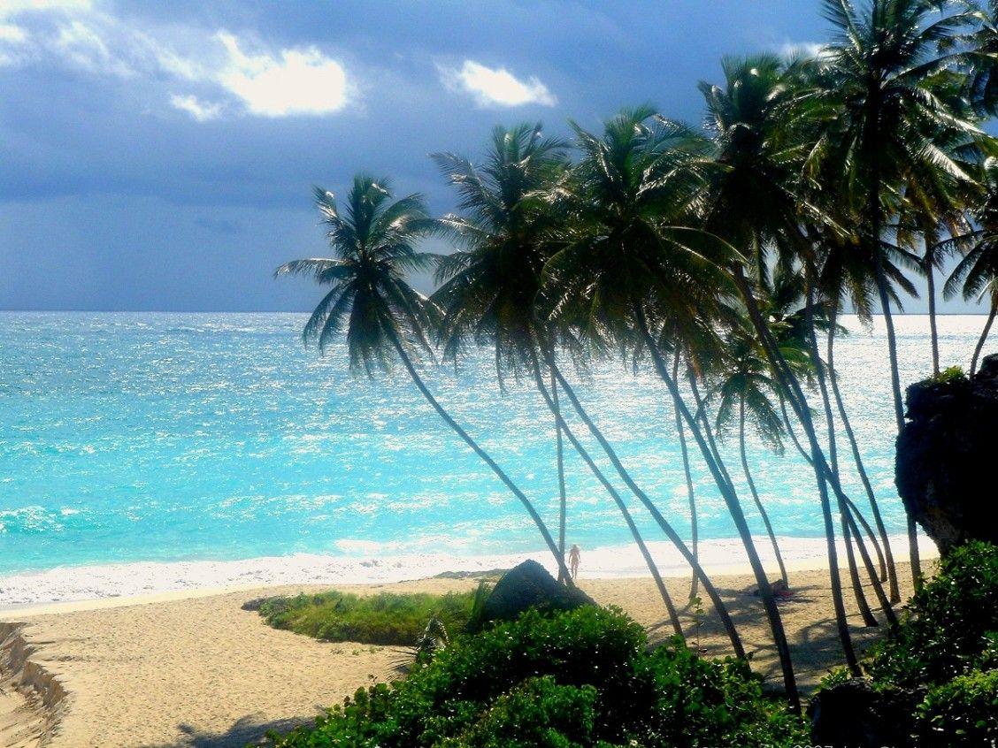 пляжи мира