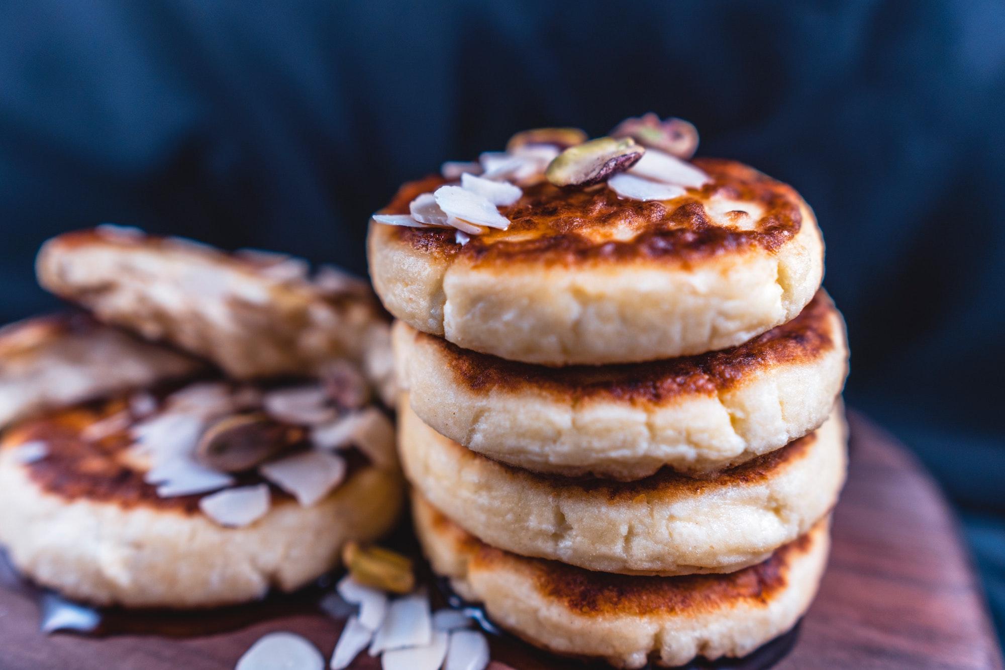 рецепт вкусных пышных сырников