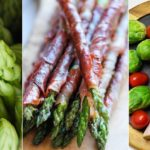 Спаржа в беконе: простой рецепт приготовления сезонного овоща от Юлии Панковой