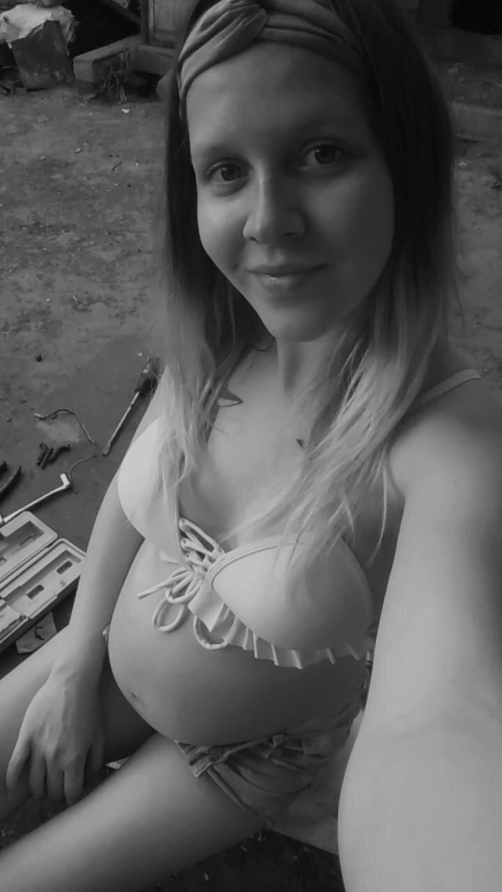 алина шевченко беременна фото