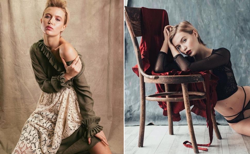 Как сейчас выглядит модель Катя Польченко: самые красивые фото