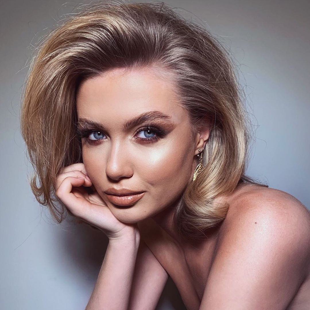 катя польченко топ модель по украински