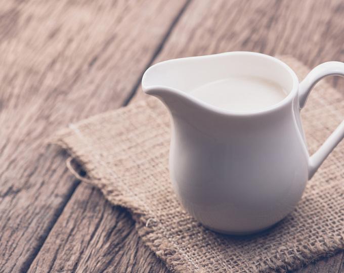 кекс на молоке простой