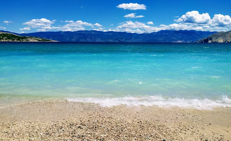 хорватия море